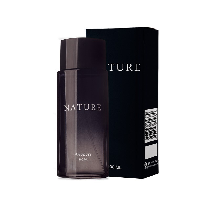TROL PHARMA - Perfume Masculino Nature 100 ml
